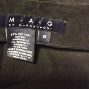 Magaschoni Dresses - MAG BY MAGASCHONI Black Stretch Suit